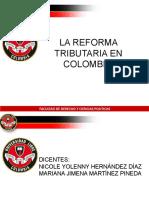 reforma tributaria colombia