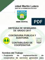 Presentación SERVISEG R.L