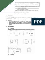 Solución-Circuitos en serie y paralelo