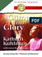 A glimpse into glory- Una vislumbre de gloria.Kathryn Kuhlman.pdf