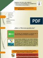Microencapsulamiento