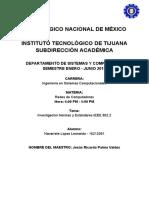 Investigacion IEEE 802.2