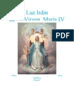 LUZ DE MARIA IRDIN IV