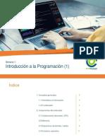Introducción a La Programación 1