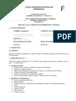 GUÍA No.04 OBTENCIÓN DE HIDRÓGENO Y OXÍGENO