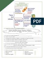 A Practica clasificacion de las celulas sexto copia