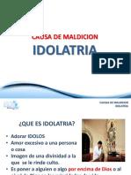 11.  IDOLATRIA