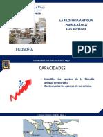 LA FILOSOFÍA ANTIGUA PRESOCRÁTICA_LOS SOFISTAS