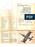 Hippo Book 5 Fighter Aircraft of the World