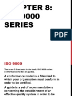 ISO 9000 SERIES