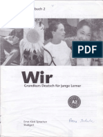 Wir - Arbeitsbuch 2