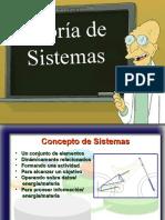 TEORÍA DE SISTEMAS (01)