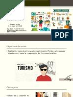 Clase 1 - Que es Turismo