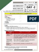 2. AKS KEY NOTES_BIOLOGICAL CLASSIFICATION_SRIVASTAVA