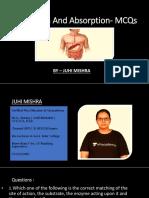 Digestion & Absorption MCQs.pdf