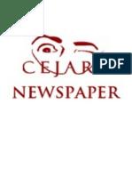 Cejart Newspaper 8 Juin 2020