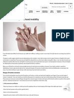 GOOD_Harvard_5 exercises to improve hand mobility - Harvard Health