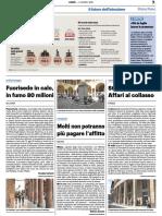 Italia, la fotografia degli atenei - Il Resto del Carlino dell'8 giugno 2020