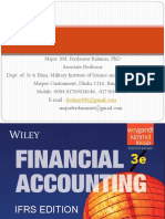 HUM 279 - Chapter 01 - Accounting in Action (Maj Ferdaus)