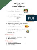 Class2 Arithmetic Worksheet19