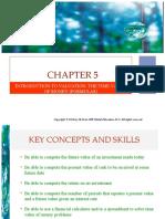 Chapter 5 RWJ Formulas