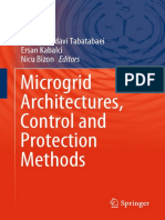 (Power Systems) Naser Mahdavi Tabatabaei, Ersan Kabalci, Nicu Bizon - Microgrid Architectures, Control and Protection Methods-Springer International Publishing (2020).pdf