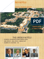 ppt on The Oberoi UDAIVILAS