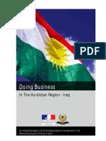 Doing Business in Kurdistan