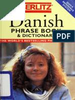 Danish Phrase Book & Dictionary - Berlitz Guides