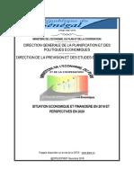 SITUTATION ECONOMIQUE ET FINANCIERE 2019-perspectives_2020