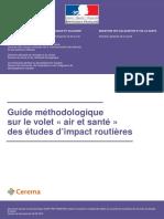 Guide Méthodologique Air Sante