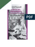Foucault Michel - La Etica Del Pensamiento.doc