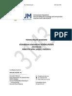 3143 - Januari 2020 (JA201) - Perancangan Akademik