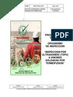 PT-010-E.N.D. Inspeccion Ultrasonido HDPE Rev.00
