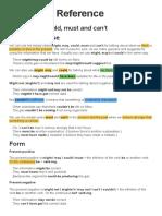 Course_ intermediate _ Unit 6 _ Grammar Reference