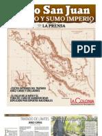 El Rio San Juan Dominio y Sumo Imperio La Prensa +Booklet