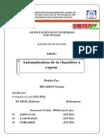Automatisation de la chaudiere - BELGHITI Nisrine_2392.pdf
