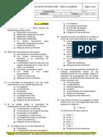 Examen 3.1- 11__ A