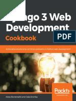 Aidas Bendoraitis, Jake Kronika - Django 3 Web Development Cookbook_ Actionable solutions to common problems in Python web development-Packt Publishing (2020)