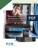 Brochure - Onduleurs Line Interactive Eaton