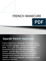 Modul French Manicure