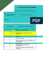 TALLER No. 2 RELACION ISO 90012015 VS RES. 2674 EL 2013 (1) SEMESTRE 20182