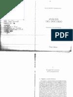 Unidad 3 - Texto 1 - Brown y Yule - Análisis del discurso (cap 2).pdf