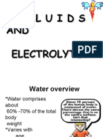 3 Fluids and Electrolytes PP