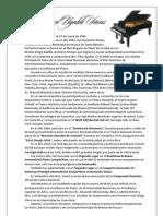 Curriculum David Ugalde