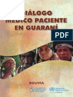 DialogoMedicoPacienteGUARANI_Bolivia