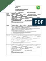 REGISTRO DIARIO DE ACTIVIDADES EN CORONAVIRUS