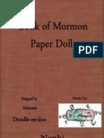Book of Mormon Paper Dolls