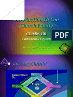 CLASS 101 Power Point