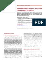 Rehabilitacion Fisica en la unidad de cuidados intensivos.pdf
